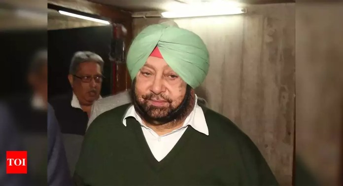 Punjab CM Amarinder announces cut in PPSC exam fee for general, SC/ST categories - Times of India | Latest News Live | Find the all top headlines, breaking news for free online April 24, 2021