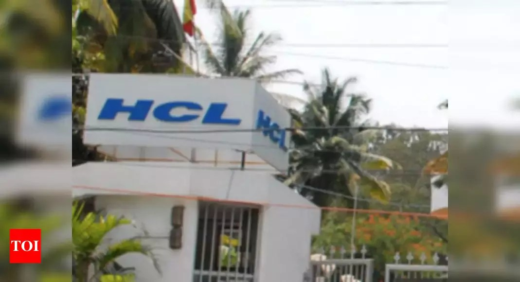 HCL pays 16k staffers up to 30% of salary as skill perk – Times of India