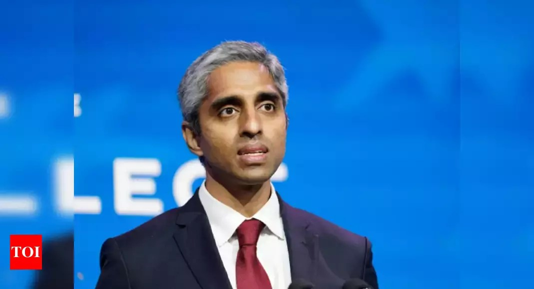 Vivek Murthy:  Only way to address Covid-19 is global cooperation, mutual support: US surgeon general Vivek Murthy – Times of India