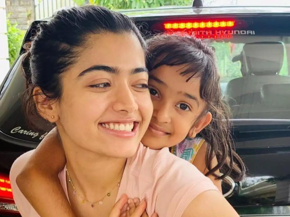 Rashmika Mandanna misses her sister Shiman on her birthday, pens a sweet  note   Telugu Movie News - Times of India