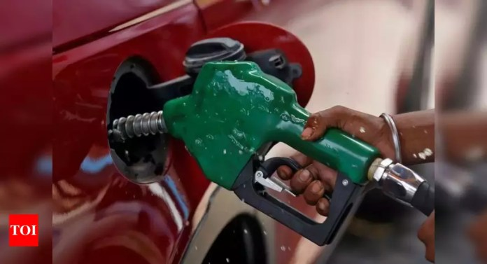 India's fuel sales drop in April on Covid wave - Times of India | Latest News Live | Find the all top headlines, breaking news for free online May 2, 2021