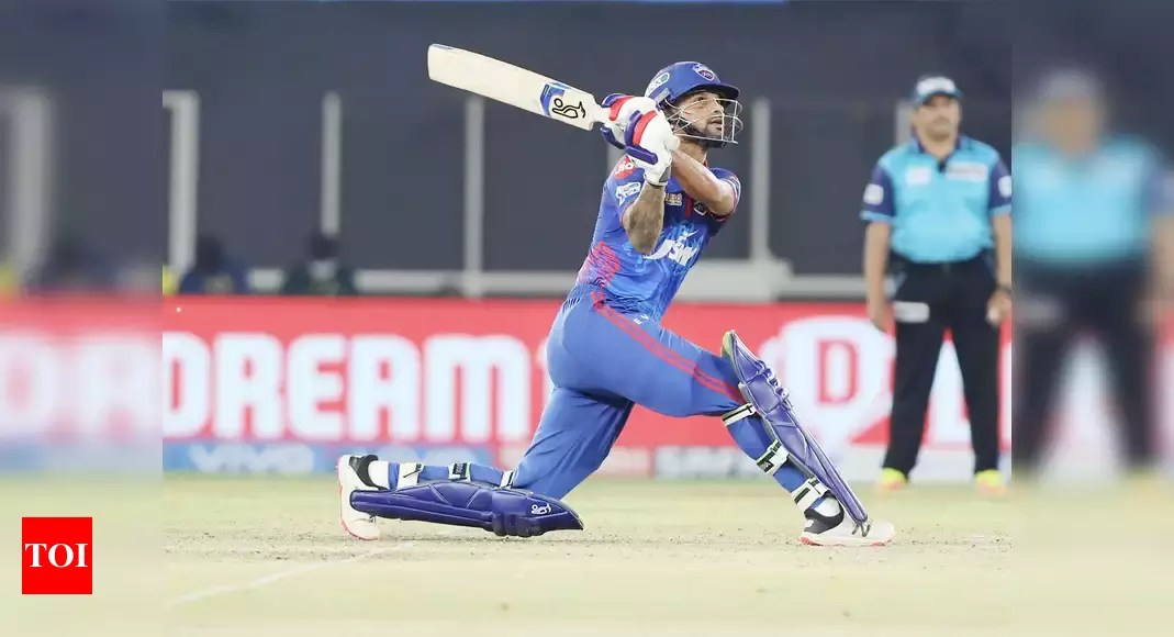 IPL 2021: Runs, strike-rate are important, approach depends on pitch, says Shikhar Dhawan | Cricket News – Times of India