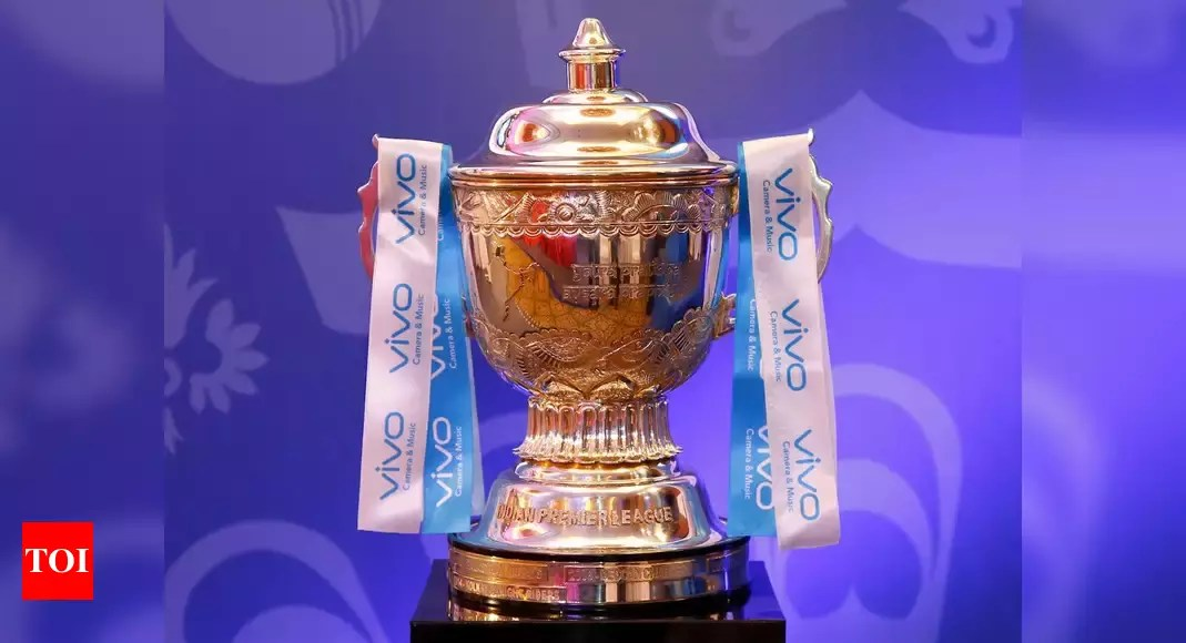 IPL advertisers back the tournament's suspension, silent about losses | Cricket News – Times of India
