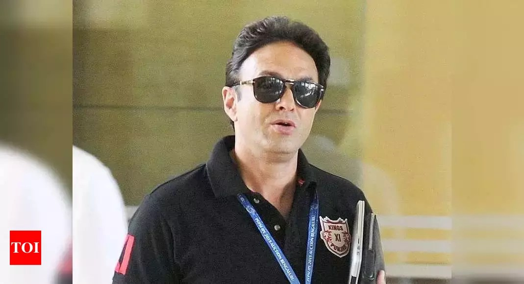 Hosting IPL 14 in India was the right call, situation deteriorated quickly: Ness Wadia | Cricket News – Times of India