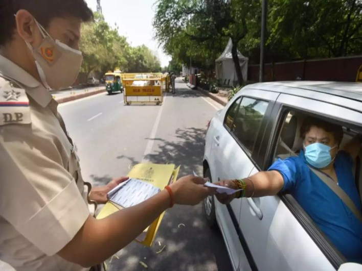 aap leaders behind posters critical of pm modi and vaccination drive: delhi police   india news - times of india