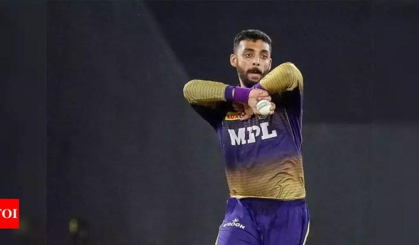 I still feel weak and dizzy: Varun Chakravarthy on COVID recovery | Cricket News – Times of India
