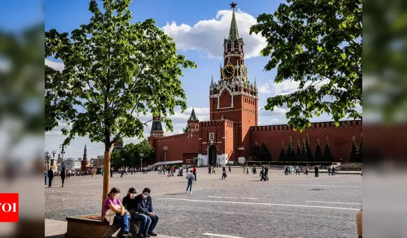 Russia reports 9,289 new Covid-19 cases, 401 deaths – Times of India