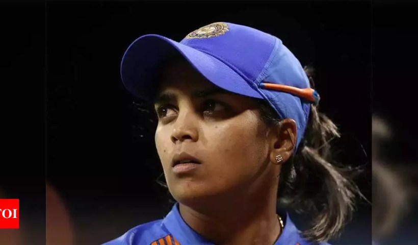 We were broken to pieces: Veda Krishnamurthy recalls COVID trauma in family   Cricket News – Times of India