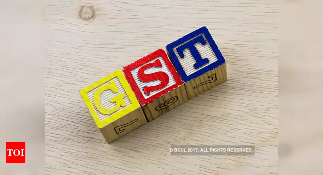 GST collection dips to Rs 1.02 lakh crore in May – Times of India