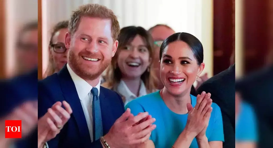 Meghan and Harry welcome second child, Lilibet 'Lili' Diana – Times of India