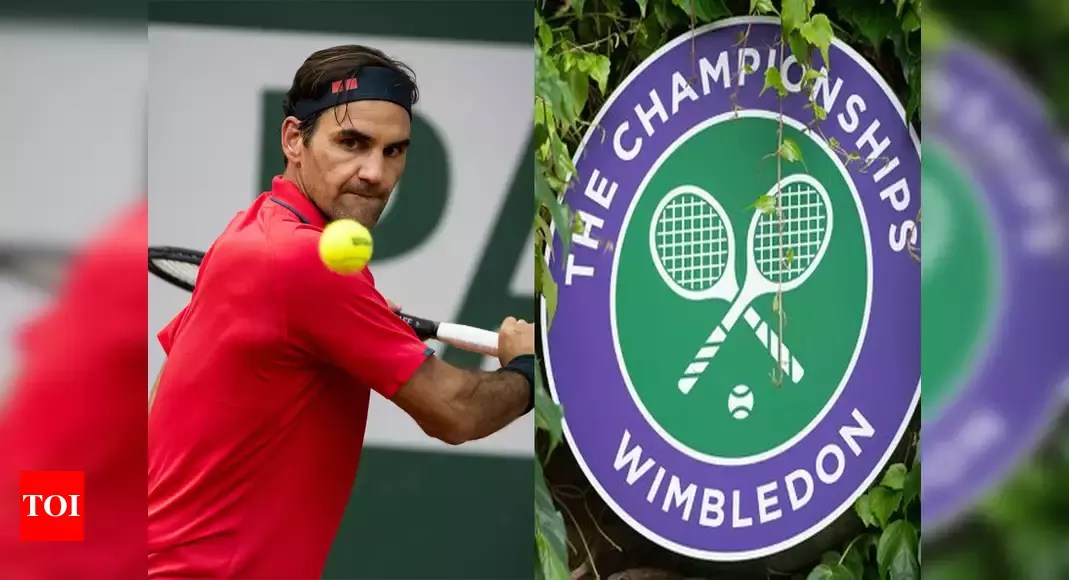Wimbledon calls to Federer to keep Grand Slam legacy alive   Tennis News – Times of India