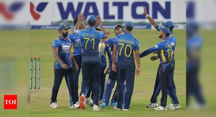Sri Lanka players agree to England tour despite contract row: Reports | Cricket News – Times of India -India News Cart