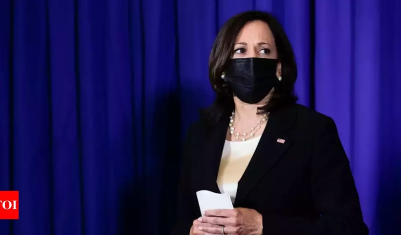 Kamala Harris engages Mexico on complexities of migration – Times of India