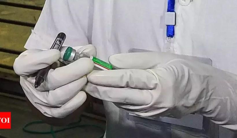 Biden Asia chief 'relatively confident' on billion vaccine timing despite India crisis – Times of India