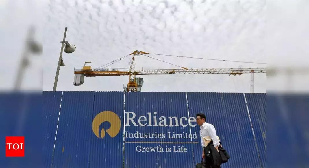 Reliance shuts unit at Jamnagar refinery – Times of India