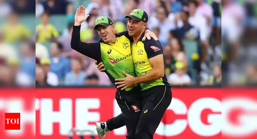 David Warner, Marcus Stoinis pull out of The Hundred | Cricket News – Times of India