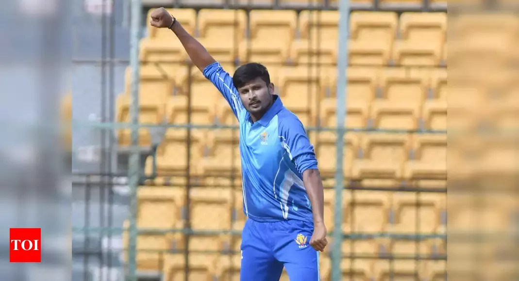 India vs Sri Lanka: Krishnappa Gowtham keen to make opportunities count   Cricket News – Times of India