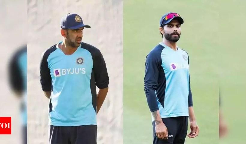WTC Final: Southampton is boiling hot, expecting both Ashwin and Jadeja to play, says Gavaskar   Cricket News – Times of India