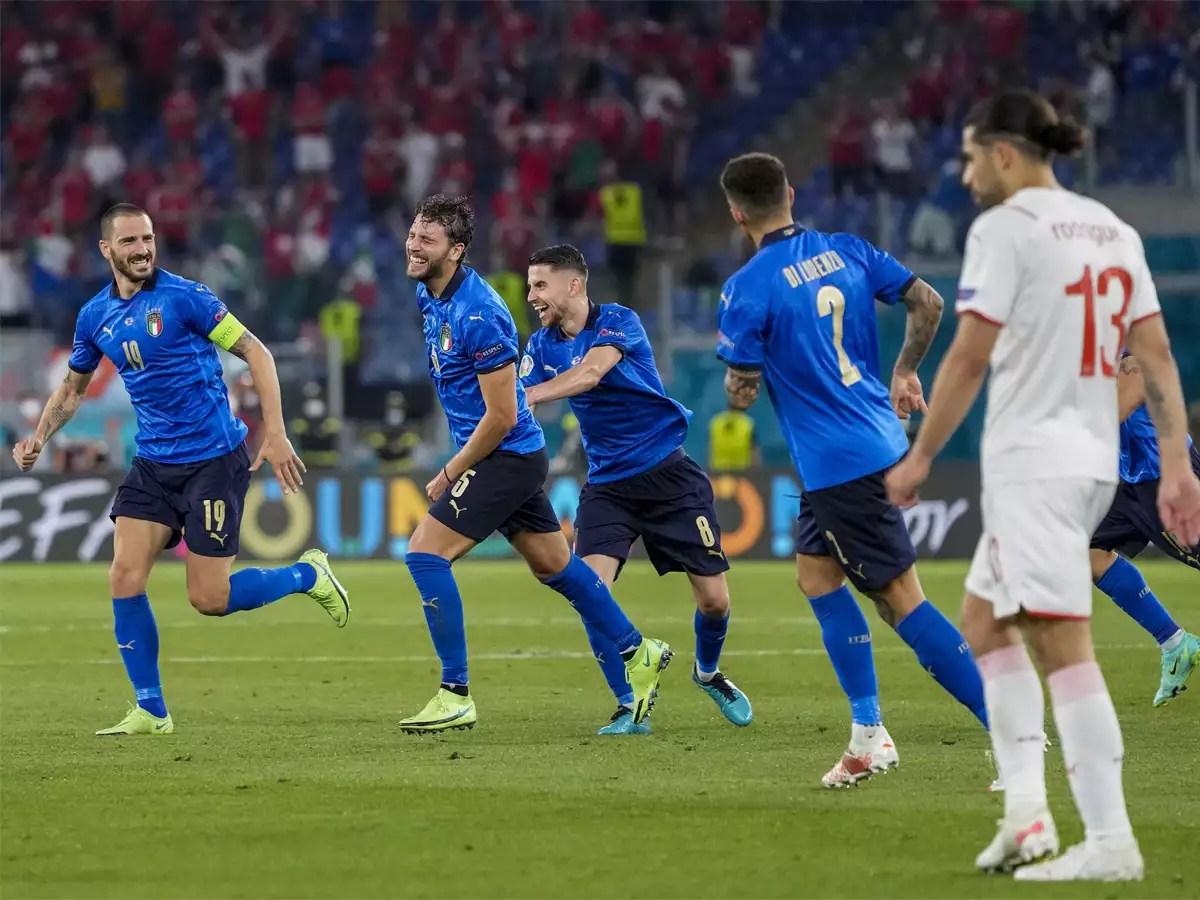 Italy predicted lineup vs Austria
