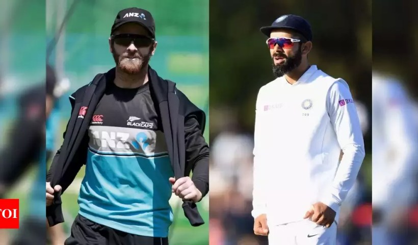 WTC Final, India vs New Zealand: Virat Kohli eyes legacy, Kane Williamson prize for consistency in battle of equals | Cricket News – Times of India