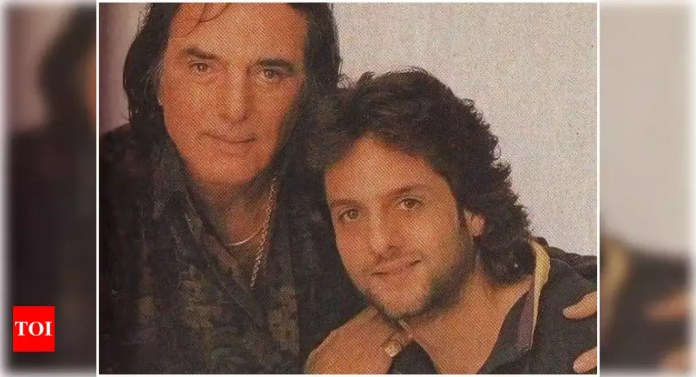 Fardeen Khan on Papa Feroz Khan: Today on Father's Day, I miss him more than usual- Exclusive! – Times of India -India News Cart