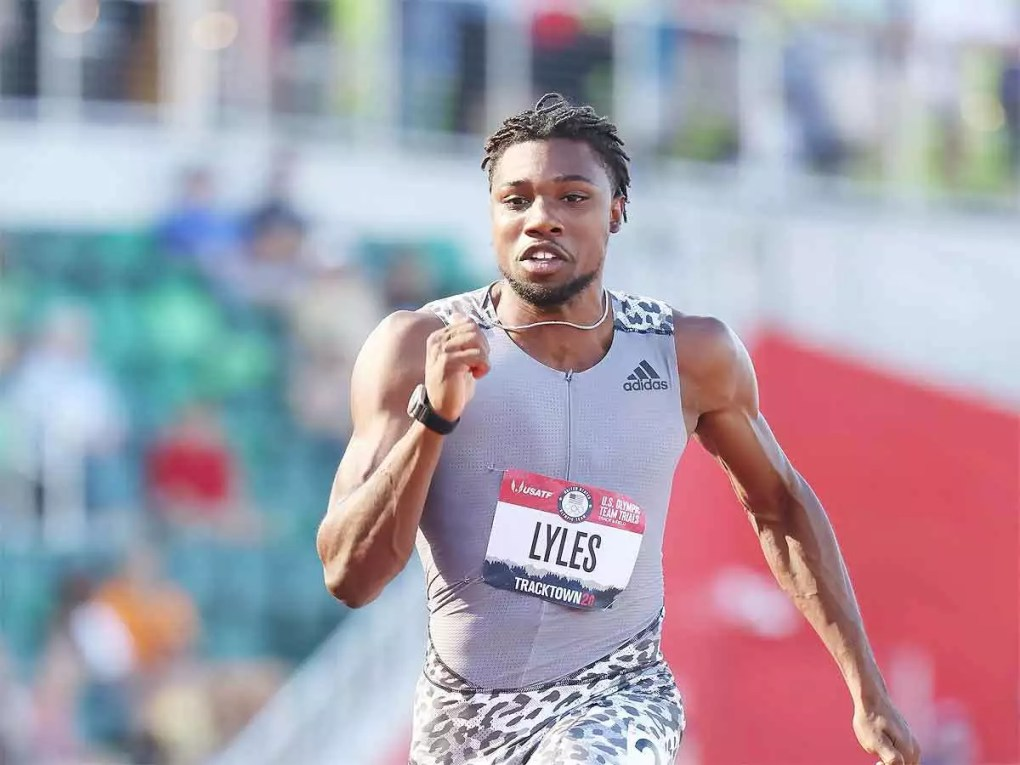 Noah Lyles leaves a message that goes beyond his poor 100m showing | More sports News - Times of India