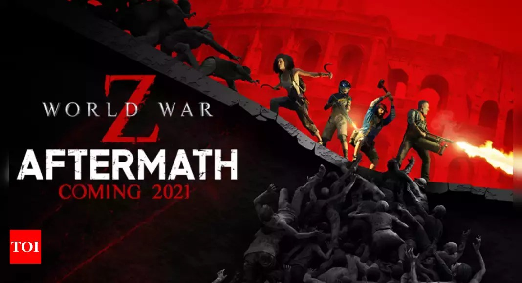 World War Z's new expansion 'Aftermath' gets a launch date