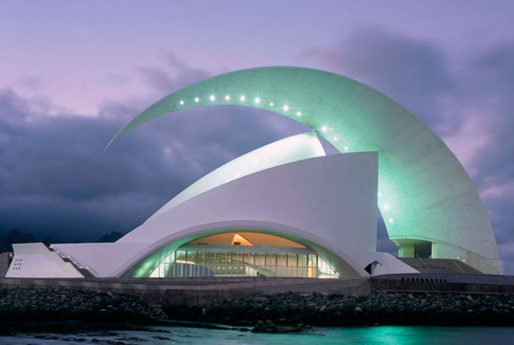 Auditorio de Tenerife Adán Martín | Próximos eventos e información ...