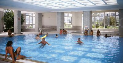 Отель El Mouradi Club Kantaoui 4* Сусс Тунис — отзывы ...