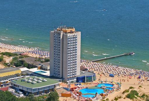 Отель Бургас Бич 4* Солнечный Берег Болгария — отзывы ...
