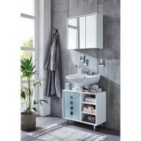 Spiegelschrank &39;Cedric&39; weiß 60 x 55 x 20 cm ǀ toom Baumarkt