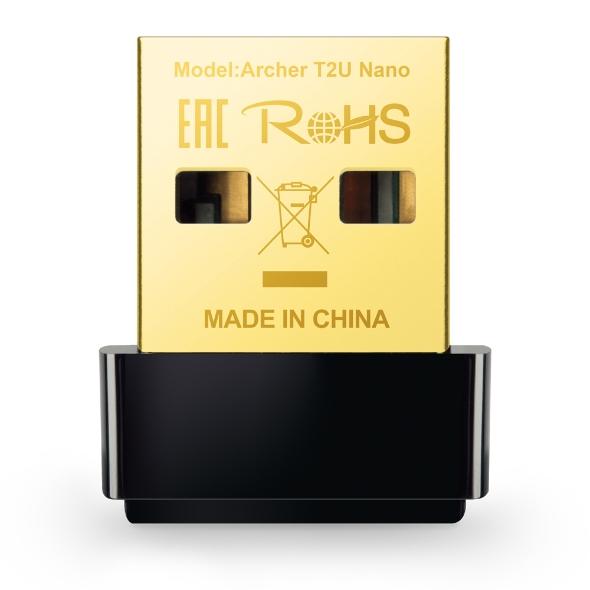 Archer T2U Nano | AC600 ナノ 無線LAN子機 | TP-Link 日本