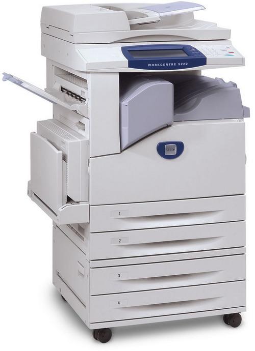 Xerox WorkCentre 5225, 5230 Printer Service Repair Manual ...