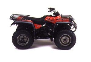 Yamaha Kodiak 400 service manual repair 19931996 YFM400
