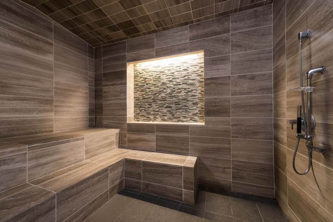 Image Result For How To Make A Steam Room In Your Bathroom