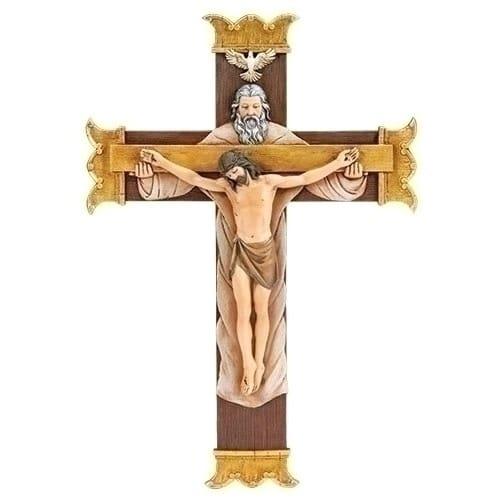 Holy Trinity Crucifix