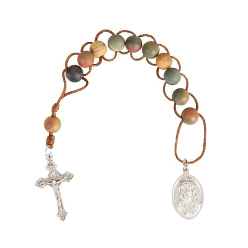 Ecce Homo Sacrifice Tenner Rosary