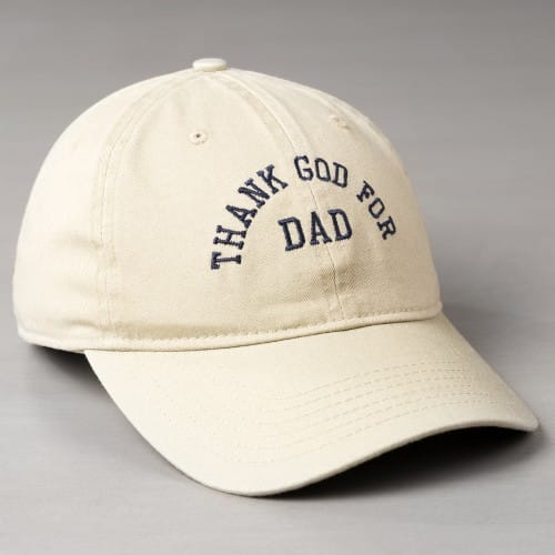 Thank God for Dad Ball Cap