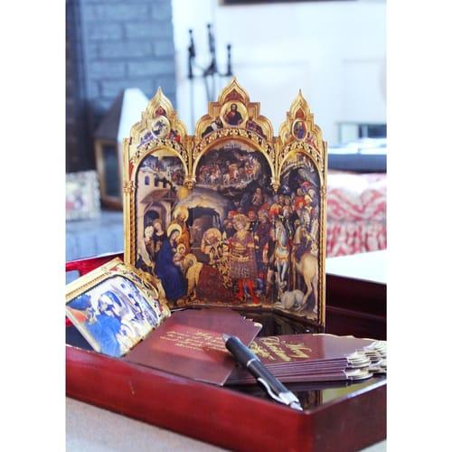 Adoration Of The Magi Cards 12 Pack The Catholic Company