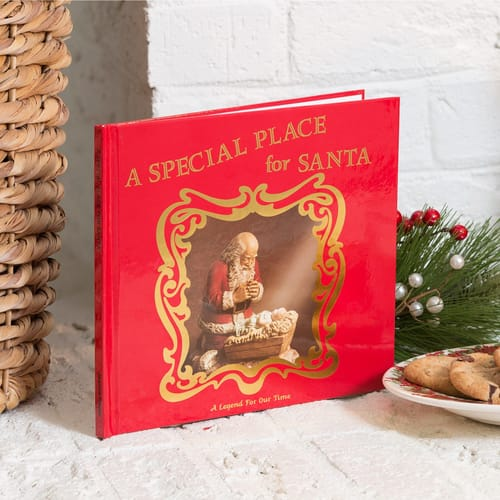 A Special Place For Santa Book The Catholic Company