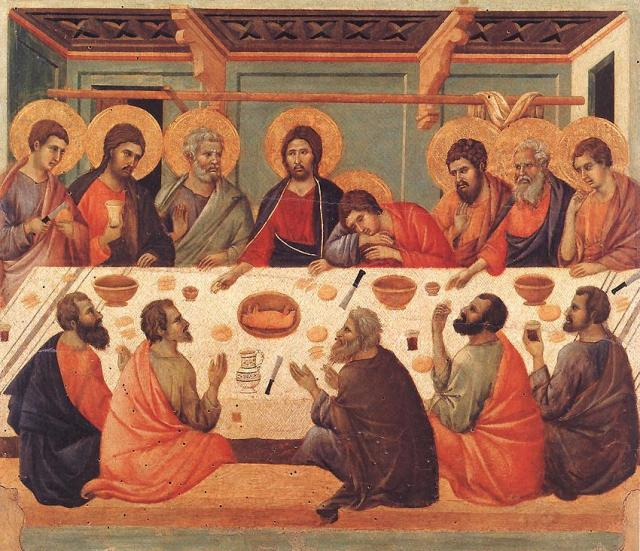Understanding the Sacred Triduum: The Last Supper