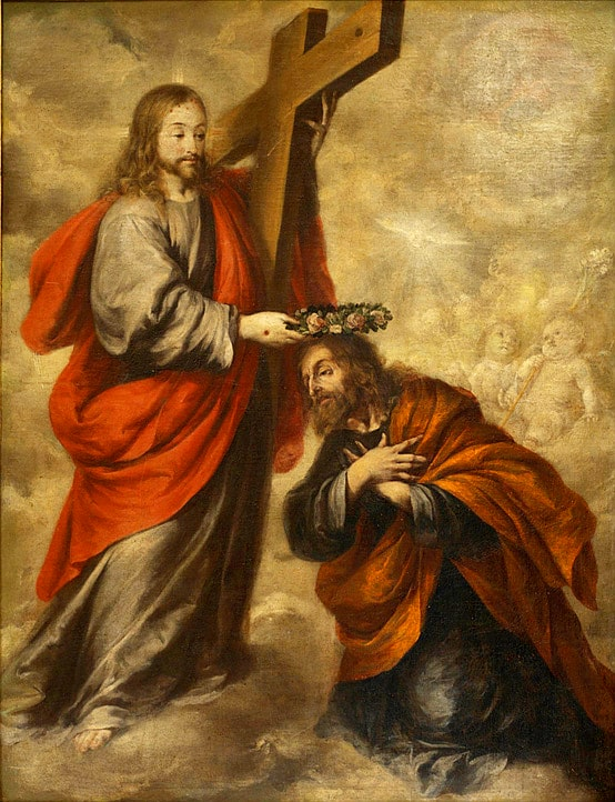 The Coronation of St. Joseph