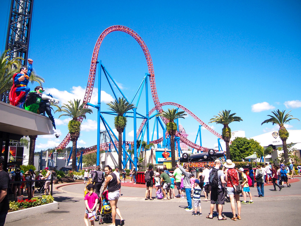 3 Reasons Why You Have To Visit Warner Bros Movie World