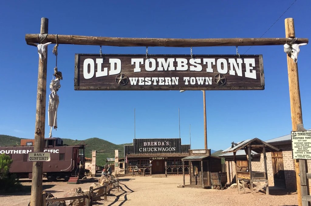 Image result for tombstone, AR sign