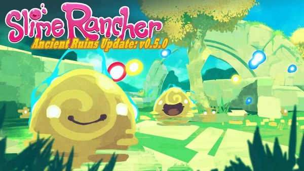 Slime Rancher Version 0.5.0 Introduces The Ancient Ruin