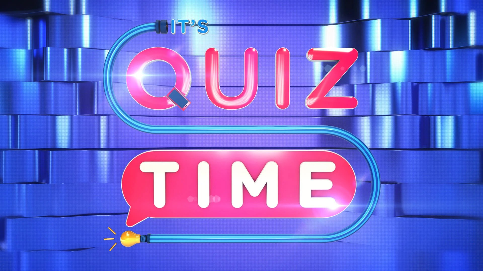 Party Game It S Quiz Time Announced