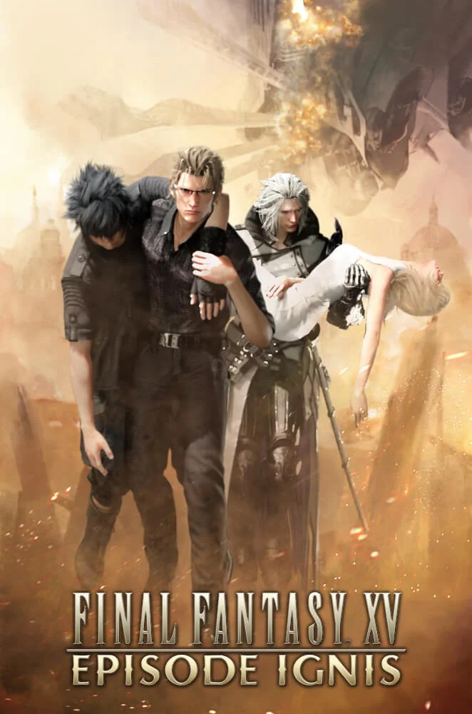 Final Fantasy XV Episode Ignis Trailer Art Screens Release Date And Details