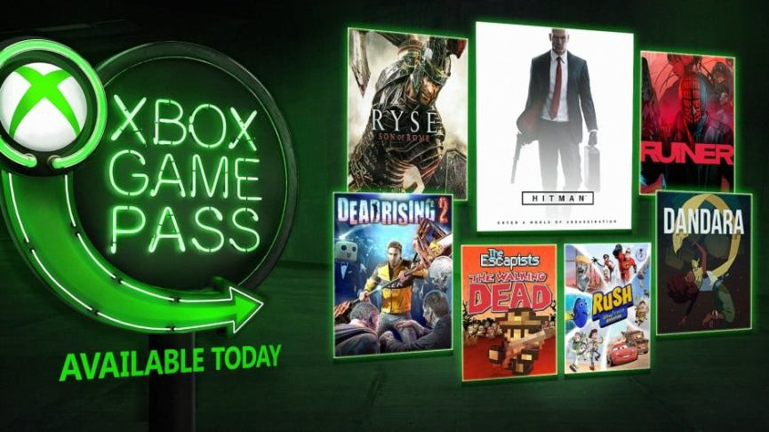 Xbox Game Pass: Hitman Season 1, Ruiner, Ryse: Son of Rome, and More
