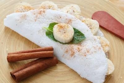 Como fazer Tapioca para substituir o Pão