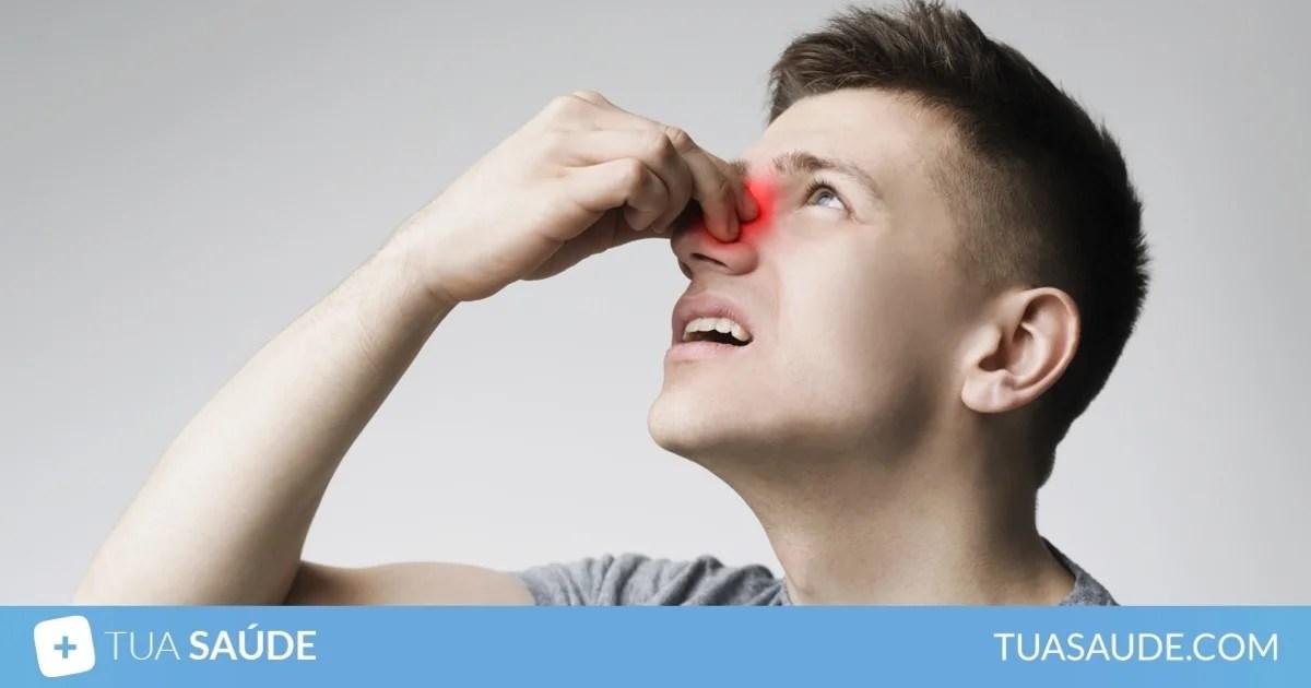 5 formas naturais para acabar com o nariz entupido